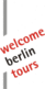Logo welcome berlin tours GmbH