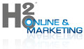 Logo H2Online&Marketing