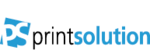 Logo ps printsolution GmbH